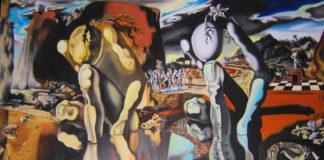 Narcisismo, metamorfosi di Dalì