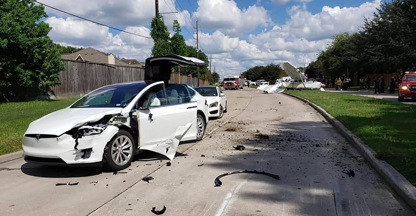 Incidente Tesla