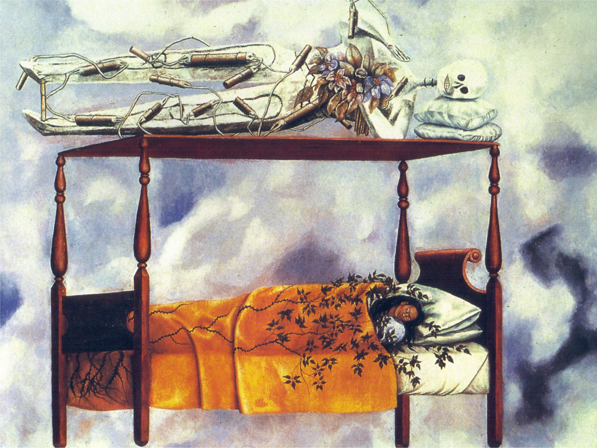 sogno frida kahlo