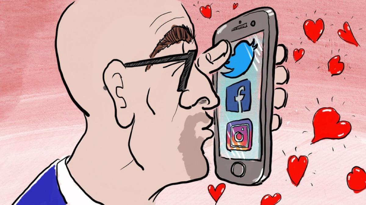 Amore e social network