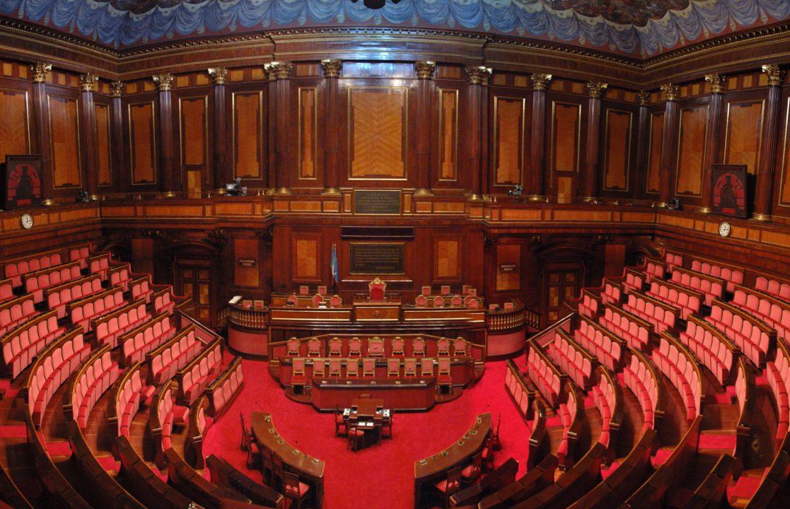 Parlamento italiano (corriereinformazione.it)
