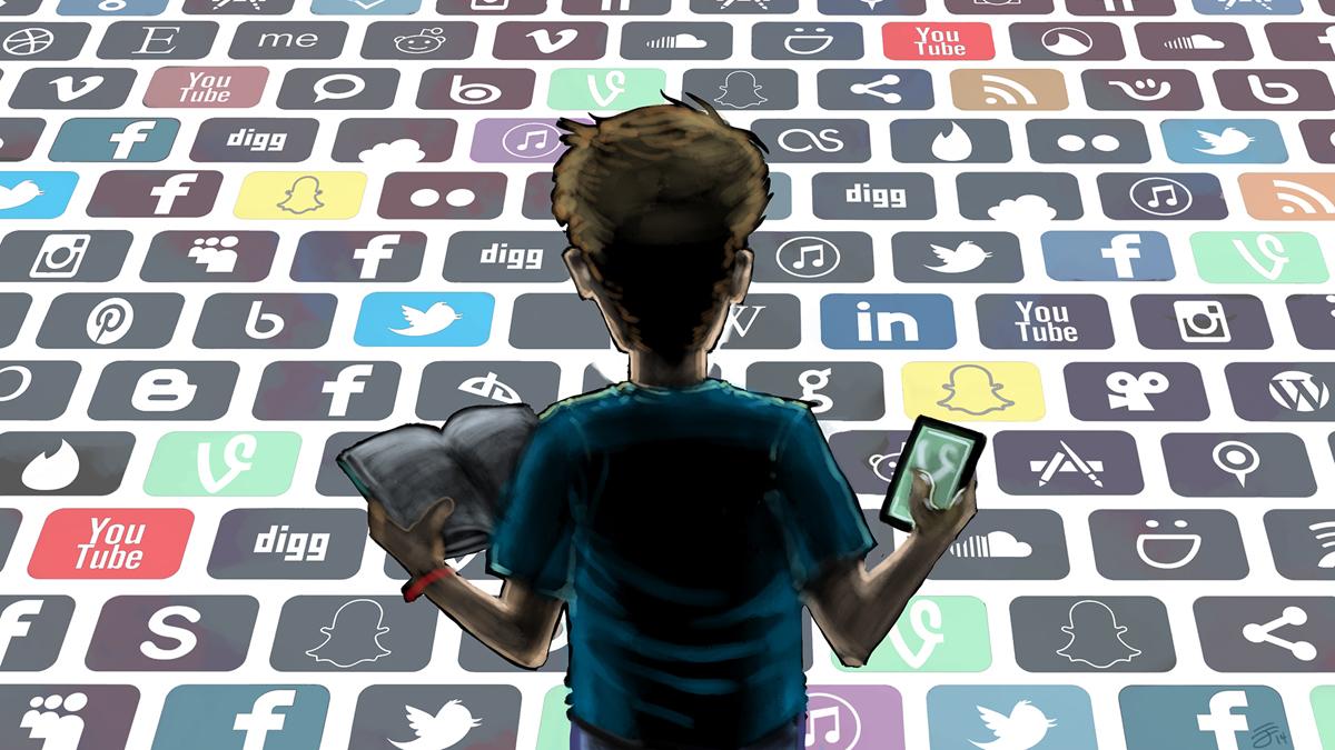 conseguenze dei social media