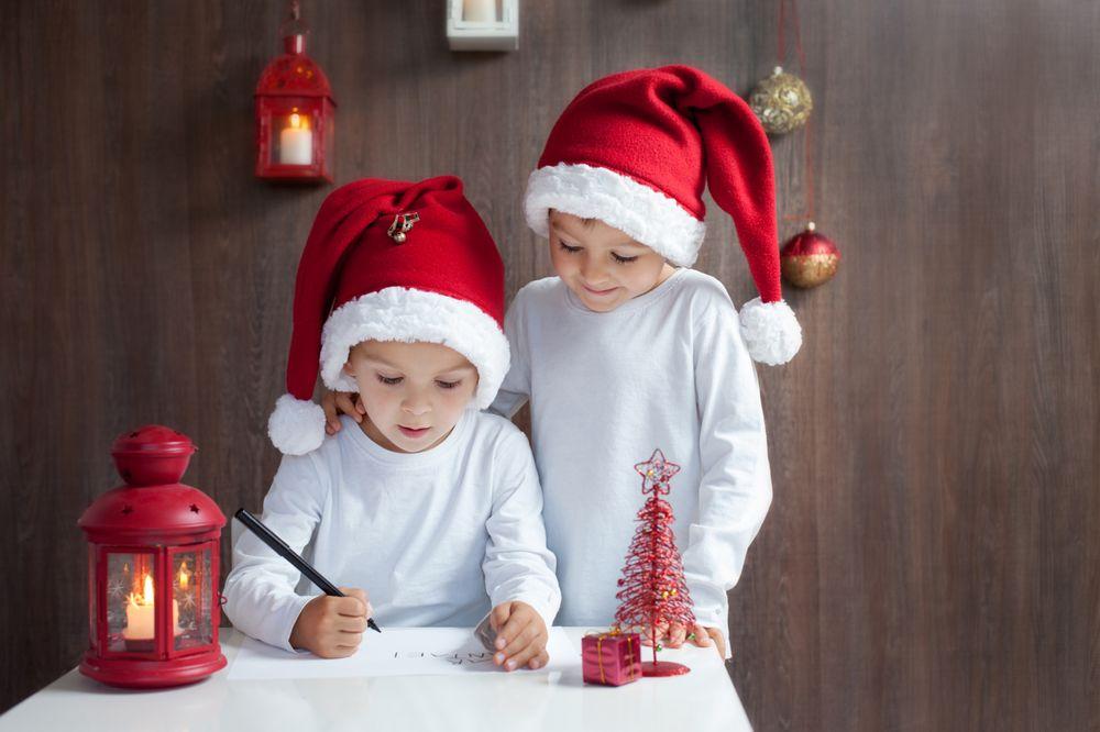 Bambini E Il Natale Immagini.Babbo Natale Una Figura Positiva O Negativa Nella Vita Dei